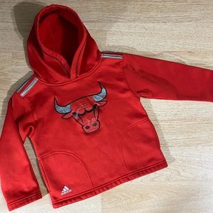Adidas Chicago Bulls Basketball Hoodie
